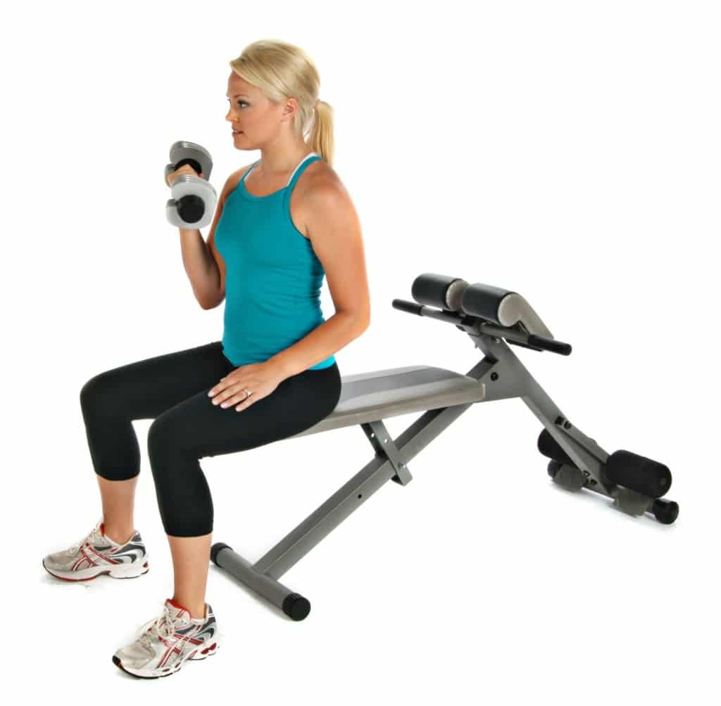 5 Best Sit Up Bench For Killer Abs 2016