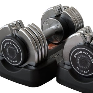 Bayou-Fitness-Pair-of-Adjustable-Dumbbells-Reviews