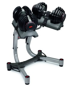 Bowflex SelectTech 552-1090 Dumbbell Stand Review
