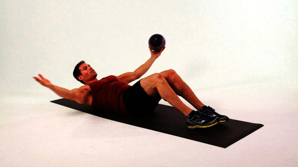 Oblique Sit-Up