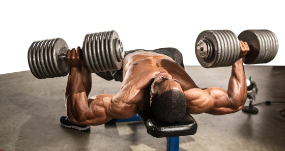How To Build Muscle Working at Home Without Going to the Gym