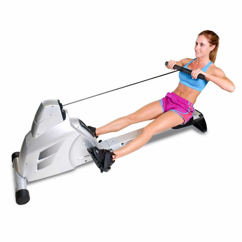 The Many Benefits of Rowing Machine