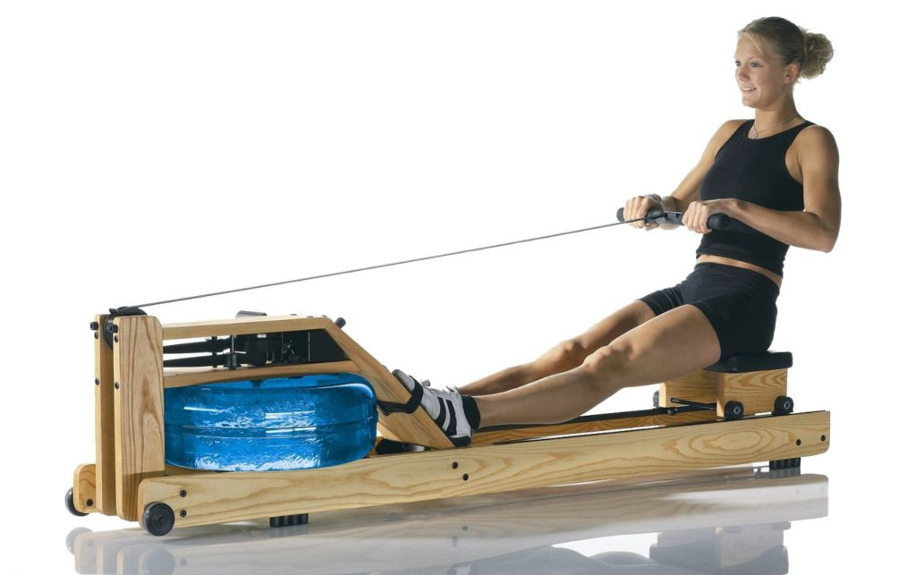 Losing Weight by Using Rowing Machines