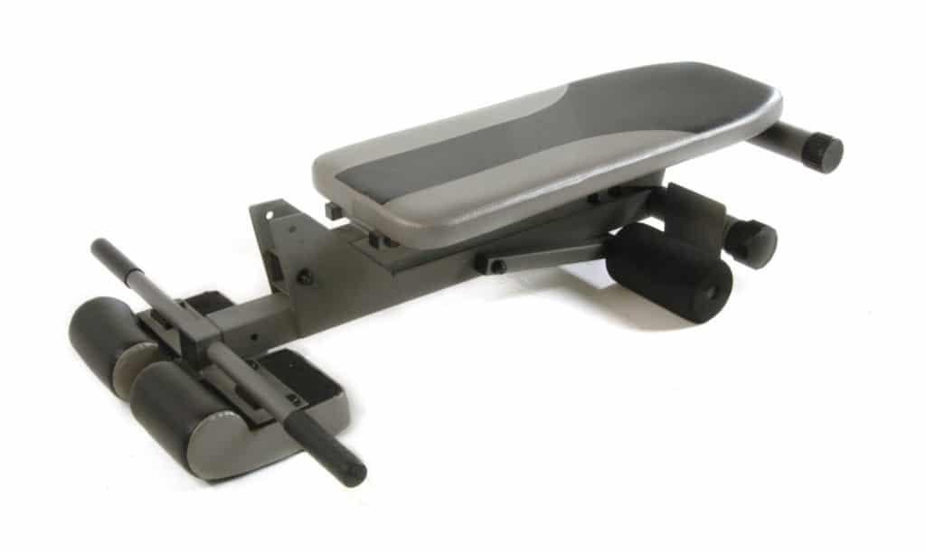 Stamina Pro Ab Hyper Bench