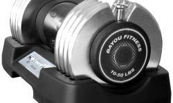 Bayou Fitness Adjustable Dumbbell (50 Pounds) Review