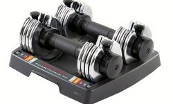 Weider Speed Weight Adjustable Dumbbells - 2.5-12.5 lbs Review