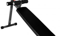 XMark 12 Position Ergonomic Adjustable Decline Ab Bench XM-4416.1